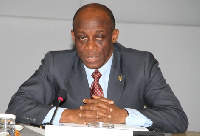 Minister of Finance, Seth Terkper