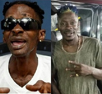 Shatta Wale and his look alike
