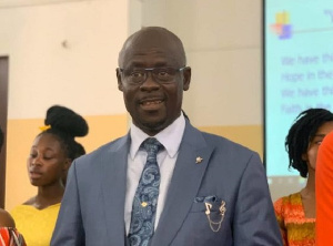 Lawyer Adomako Baafi