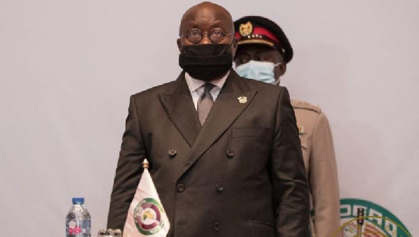 Let\'s build a united, prosperous, stable and secure ECOWAS - Akufo-Addo