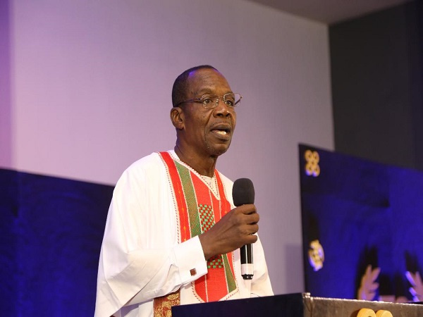 GJA at 70: Affail Monney expresses gratitude to God