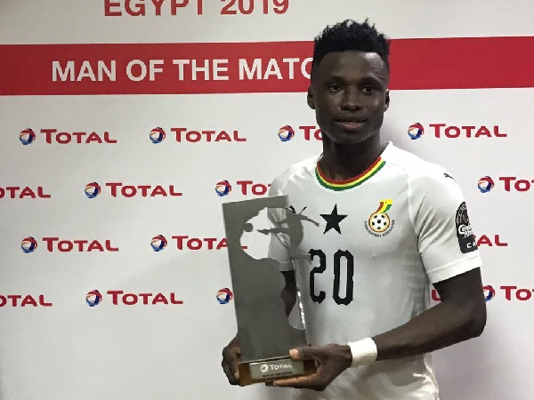 U-23 AFCON: Evans Mensah confident the Black Meteors will secure ticket to Tokyo 2020