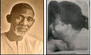 Dr. Sebi (L) and Nana Drobo II (R) have achieved international fame for herbal medicine research