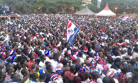 The ruling New Patriotic Party (NPP) is holding its annual delegates conference today