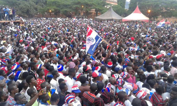 \'NPP is a blessing to Ghana\'