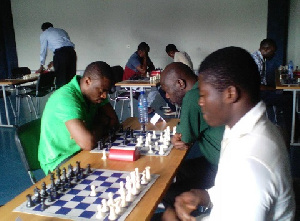 The African Youth Chess Championship is a week long event