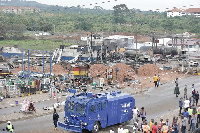7 people died, scores injured as a result of the explosion
