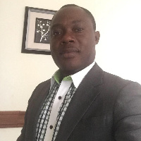 Dr Ransford Gyampo, Political Science Lecturer