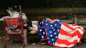 American homeless are more than one can imagine according to the writer