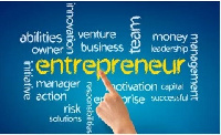 Entrepreneurs were urged to be passionate and be inspired in their businesses