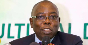 Kofi Yamoah, Managing Director of Ghana Stock Exchange (GSE)