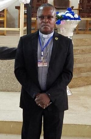 Rev. Dr Lt.Col Divine Agbeko (Rtd)