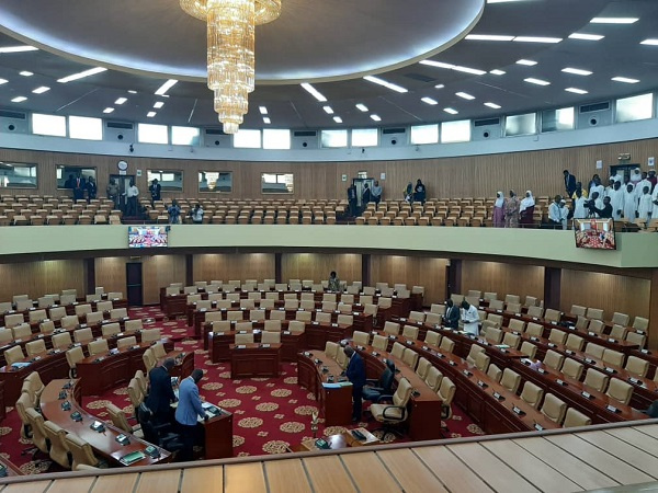 Parliament approves withdrawal of referendum bill