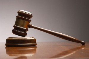 The convict was fined 1,800 cedis for careless riding of an uninsured motorbike