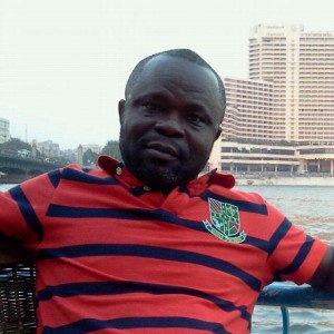 Ghanaian football administrator, Nana Oduro Sarfo