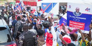 The NPP have been described as an Akan party