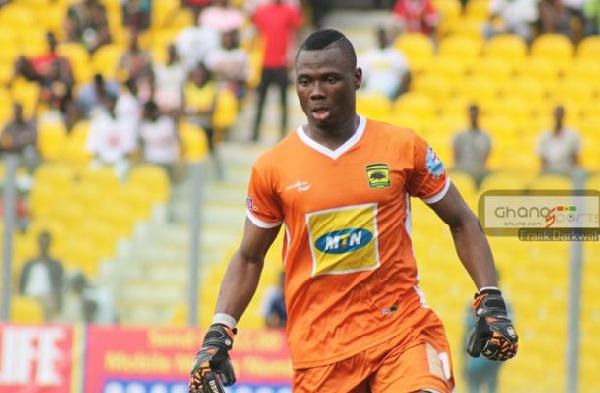 Kotoko goalkeeper Danlad Ibrahim not worried by lack of playing time