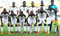Some members of the Black Stars