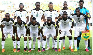 Black Stars are considering a friendly with Algeria