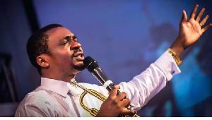 Nigerian gospel singer, Nathaniel Bassey