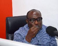 Kwaku Boahen, Deputy NDC communicator
