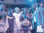 Gyatabi defeated Benin's John Amuzu on Friday
