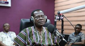 Kwabena Adjei Ndc