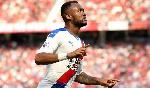Jordan Ayew on target as 10-man Palace beat Reading in pre-season friendly