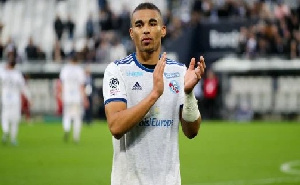 France-born Ghanaian defender, Alexander Djiku