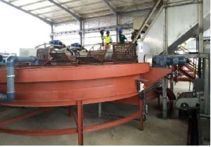 GREL has opened a second rubber processing factory at Abura