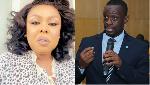 Sack Western Regional Minister, he's a suspect - Afia Schwarzenegger to Nana Addo