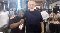 Forrester Osei & Prof. Kyle Pierce