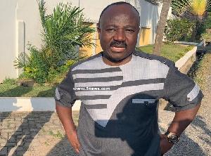 Embattled PPA boss, Adjenim Boateng Adjei