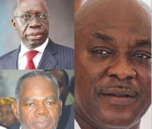 Yaw Osafo Marfo, Edward  Mahama and Carlos Ahenkorah might not be appointed as ministers