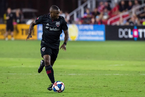 Chris Odoi-Atsem nets first career goal for DC United a year after battling cancer