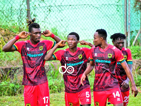 2020/2021 GPL match week 9 report: WAFA 1-1 Asante Kotoko