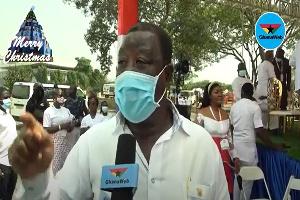 Kwasi Amoako Attah X Inaugration