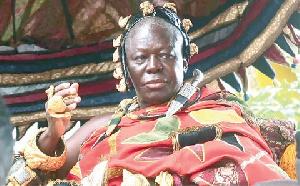Otumfuo Osei Tutu II