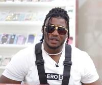 Ghanaian singer and songwriter, Gambo