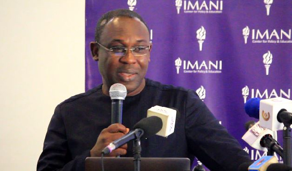 Accidents on Accra-Kumasi road caused by non-dualization of highway by corrupt leaders – IMANI's Kofi Bentil