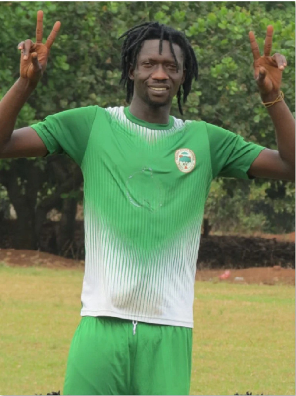 Our worst against Hearts will be a draw - Eleven Wonders defender Rashid Mohammed