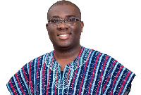 National Organiser of the governing New Patriotic Party (NPP) Sammi Awuku