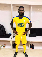 Zambian side Indeni FC signs Shawn Oduro