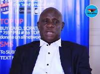 Lawyer Obiri Boahen, Deputy General Secretary of NPP