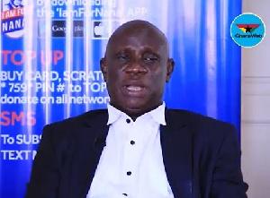 NPP Deputy General Secretary,  Nana Obiri Boahen