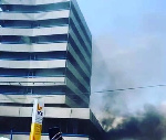 GCB Bank fire affected first floor which contains only stationary – Ghana National Fire Service
