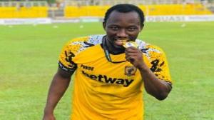 Former Asante Kotoko striker Saddick Adams