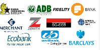 Some banks in Ghana