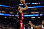 Miami Heat point guard, Gabe Vincent