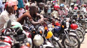 NDC flagbearer John Mahama has promised to legalise okada operations in his next term